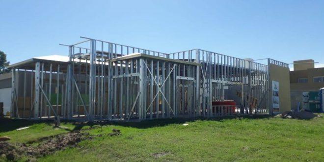 Steel Framing, una opción ecológica y barata para la construcción en Córdoba