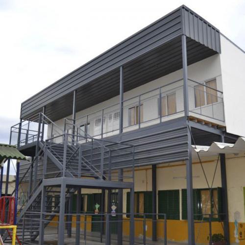 Ampliacion Colegio Houssay - 3