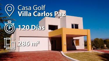 Casa Golf (Carlos Paz)