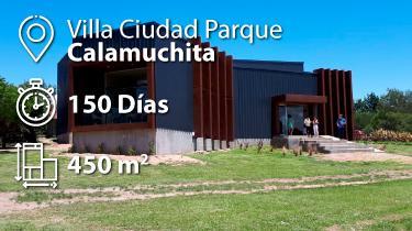 Bodega Villa Ciudad Parque